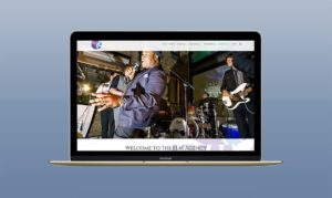 Live Music Website