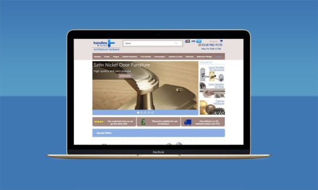 Ironmongery Website