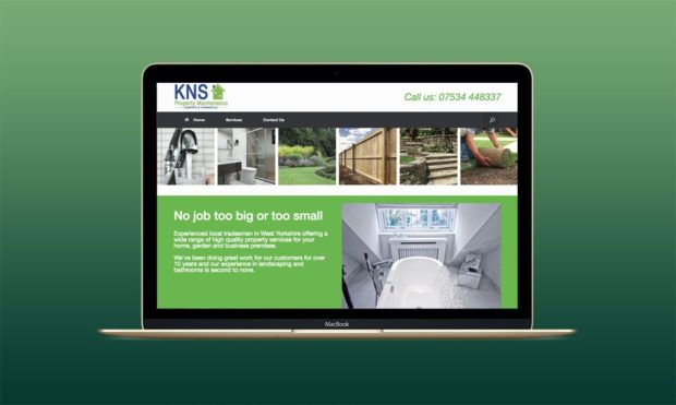 Home Maintenance Website