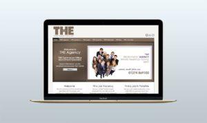 Employment Agency Website