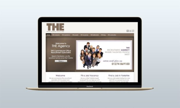 Employment Agency Website