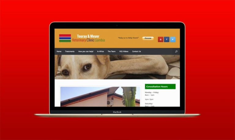 Animal Charity Website