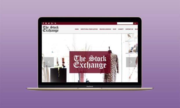 Dress Agency Website