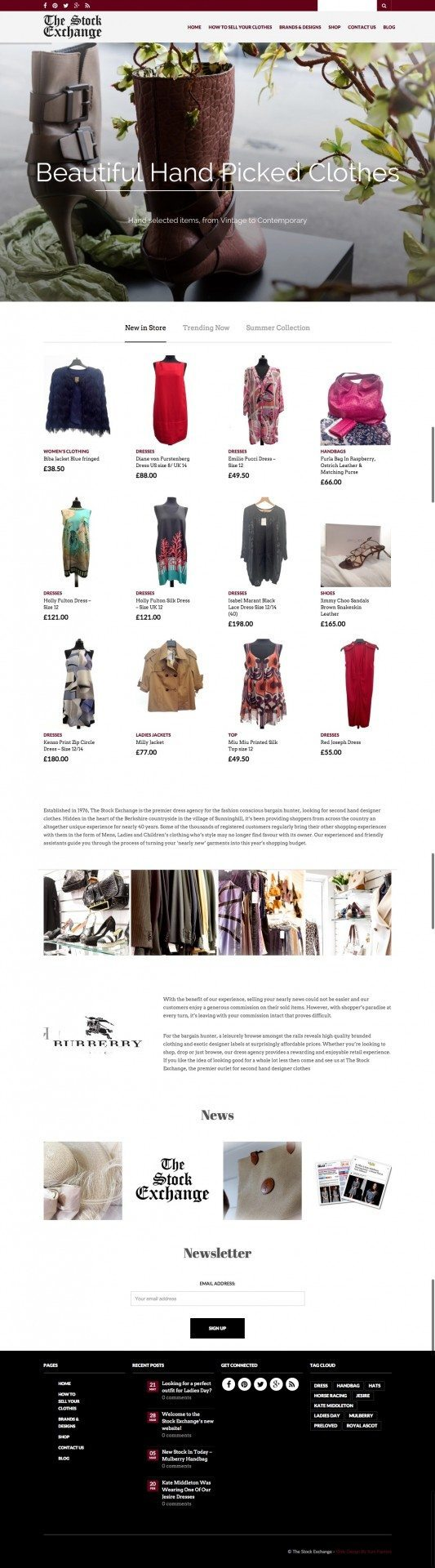 Dress Agency  Second Hand Designer Clothes  Bags  Shoes