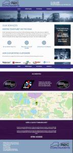 Coachworks Website