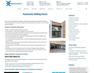 ShopFront Website