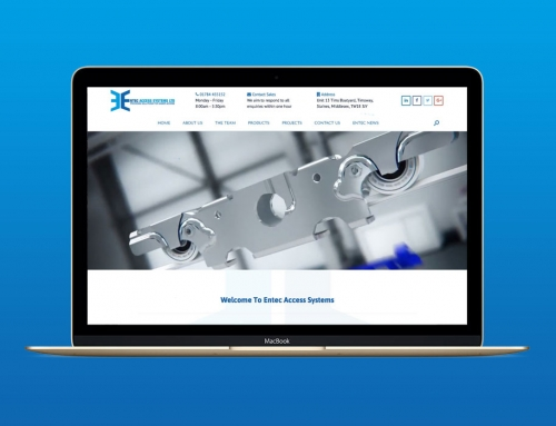 New Website & SEO For Manufacturing Company