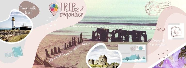 TRIPorganiser FaceBook Header