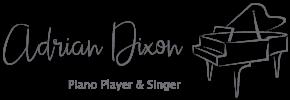 Adrian Dixon Logo Brown bolder
