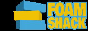 Master Logo Foam Shack Blue